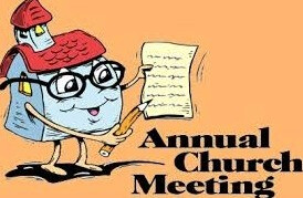 Annual Parish Meeting and Souper Sunday