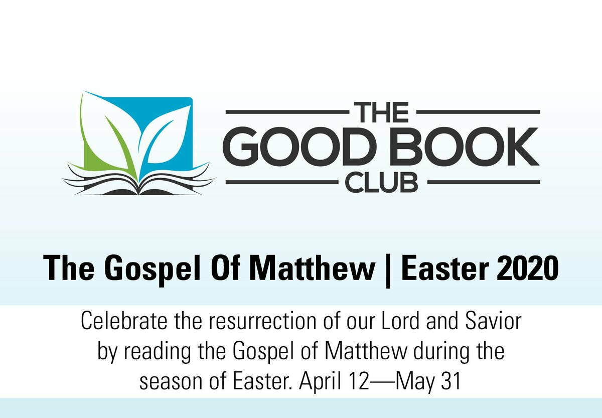The Gospel of Matthew Discussion on Zoom